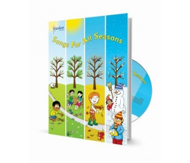 Songs For All Seasons | Book & CD