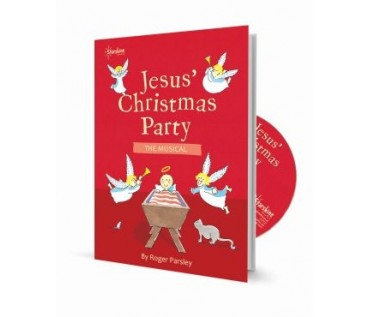 Jesus' Christmas Party | Book & CD