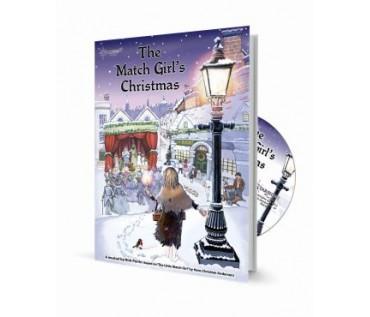 The Match Girl's Christmas | Book & CD