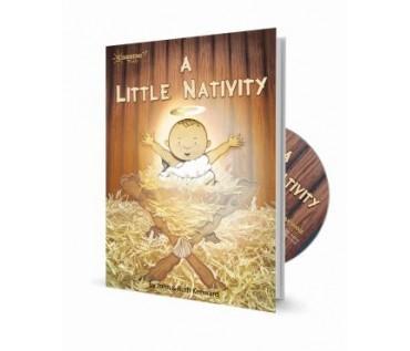 Little Nativity | Book & CD