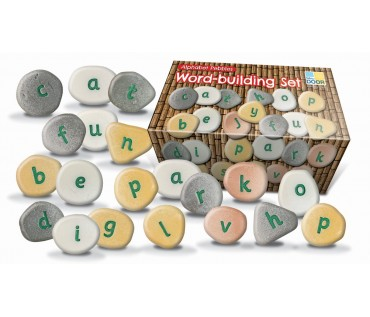 Wordbuilding Pebbles