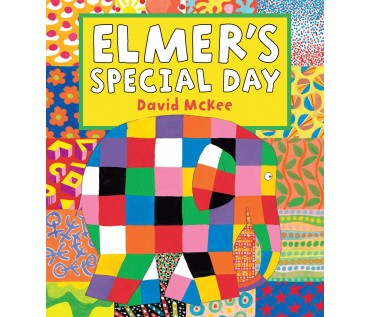 Elmer's Special Day