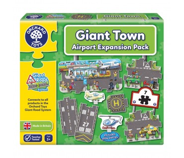 Giant Town | Airport