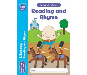 Get Set Reading and Rhyme