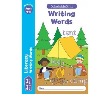Get Set Writing Words