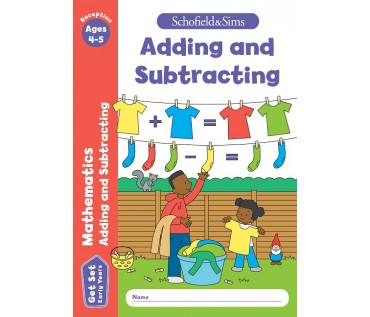 Get Set Adding and Substracting